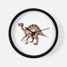 Iguanadon Wall Clock
