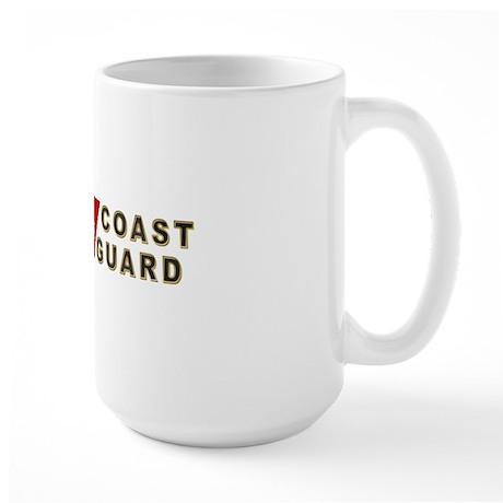 USCG Large Mug