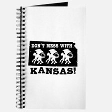 Don't Mess With Kansas Journal