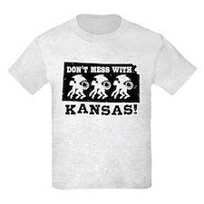 Don't Mess With Kansas T-Shirt
