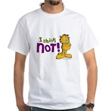 I think NOT! Garfield Shirt