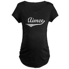 Aimee Vintage (Silver) T-Shirt