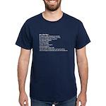 Gardening defination Dark T-Shirt