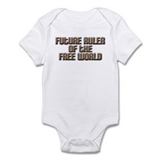 Future Ruler of the Free World Infant Bodysuit