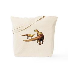 Nipponosaurus Tote Bag
