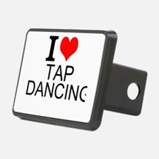 I Love Tap Dancing Hitch Cover