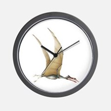 Quetzalcoatlus Wall Clock