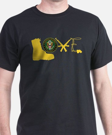 U.S. Army Love T-Shirt