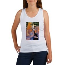 Japanese Noble Woman Women's Tank Top