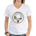 Order of the Chivalry Women's V-Neck T-Shirt