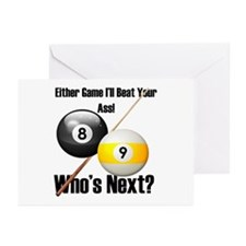 Who's Next Greeting Cards (Pk of 10)
