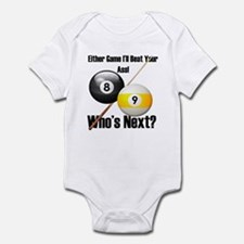 Who's Next Infant Bodysuit