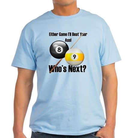 Who's Next Light T-Shirt