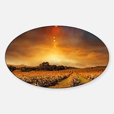 Unique La rioja Sticker (Oval)