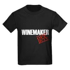 Off Duty Winemaker T