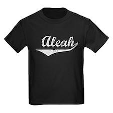 Aleah Vintage (Silver) T