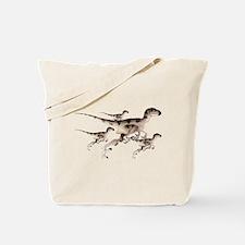 Utahraptor Tote Bag