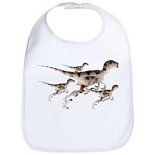 Utahraptor Bib