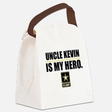 U.S. Army Personalized Hero Canvas Lunch Bag