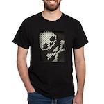 Skull & Crossbones OiSKINBLU Dark T-Shirt