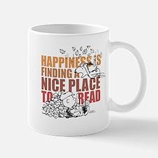 Peanuts Happiness Thanksgiving Dinner Mug