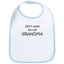 Call Grandma Bib