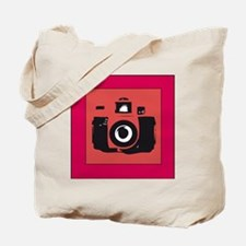 Holga camera Tote Bag