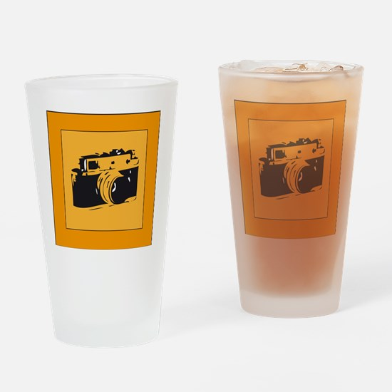 Leica Drinking Glass