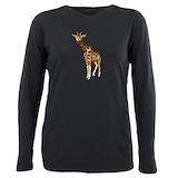 Giraffes Long Sleeves