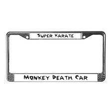 NewsRadio Super Karate Monkey Death Car License Pl