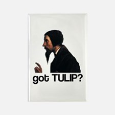 got TULIP? Rectangle Magnet