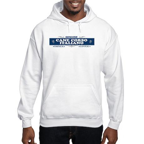 CANE CORSO ITALIANO Hooded Sweatshirt