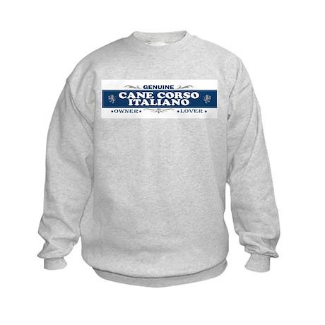 CANE CORSO ITALIANO Kids Sweatshirt