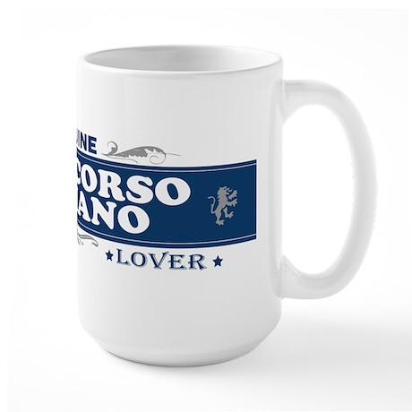 CANE CORSO ITALIANO Large Mug