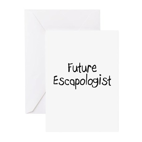 Future Escapologist Greeting Cards (Pk of 10)