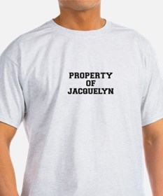 Property of JACQUELYN T-Shirt