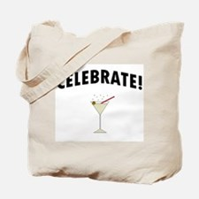 Cute Wine birthday Tote Bag