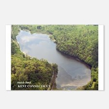 Hatch Pond - Aerial Postcards (Package of 8)