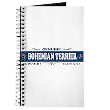 BOHEMIAN TERRIER Journal