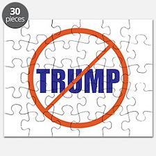 no Trump, never Trump, anti Trump Puzzle