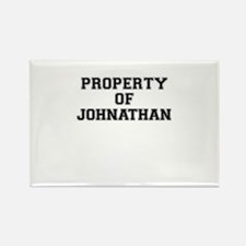 Property of JOHNATHAN Magnets