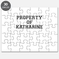 Property of KATHARINE Puzzle