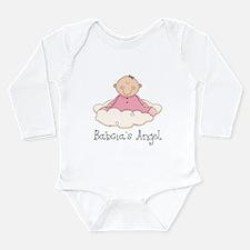 Babcia's Angel (Girl) Body Suit