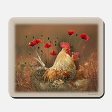 Chickens Mousepad