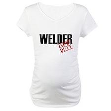 Off Duty Welder Shirt