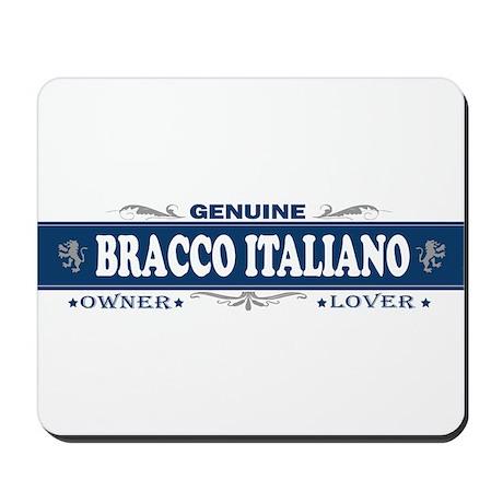 BRACCO ITALIANO Mousepad