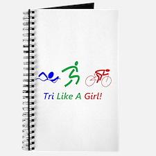 Unique Triathlon Journal