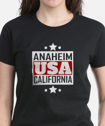 Anaheim California USA T-Shirt