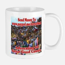 Terry's Fund Support the Arts Mugs