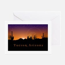 Unique Arizona desert Greeting Card